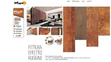 Sito web Decoration Srl - pitture decorative